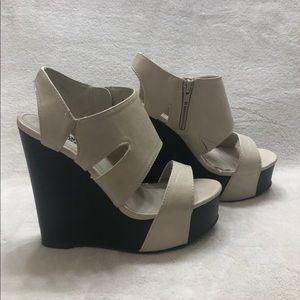 Charlotte Russe Wedge Sandal